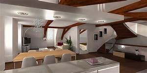 emejing interieur maison de luxe pictures seiunkelus With decoration interieur villa luxe