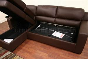 Excellent faux leather convertible sofa bed sectional for Sectional sofa that converts to bed