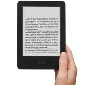 lecture d e books liseuse type kindle ou tablette ios android que choisir kindle