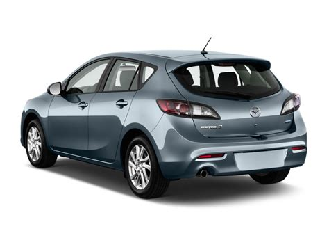 Image: 2012 Mazda Mazda3 5dr Hb Auto I Touring Angular