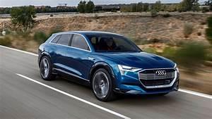 Audi E Tron : 2015 audi e tron quattro and tt clubsport turbo concepts ~ Melissatoandfro.com Idées de Décoration