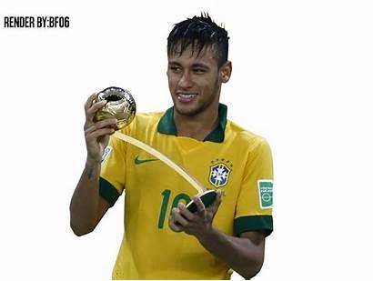 Neymar Football Brazil Team Jr Render Fifa