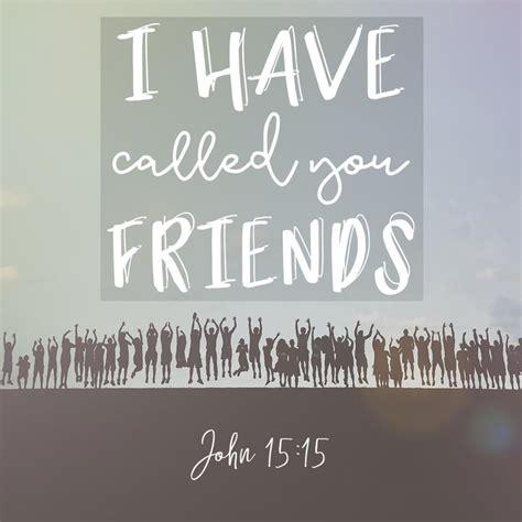 Best Bible Verses About Friendship
