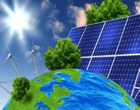 Альтернативная энергетика россия и мир