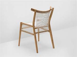 LOOM Oak chair Loom Collection by H Furniture design Hierve