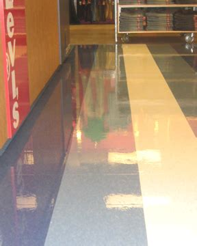 burnishing floors after waxing and wax buffing burnishing houston floor services
