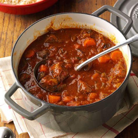 jamaican style beef stew recipe taste  home