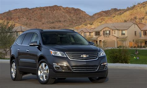 2015 Chevrolet Traverse (chevy) Review, Ratings, Specs