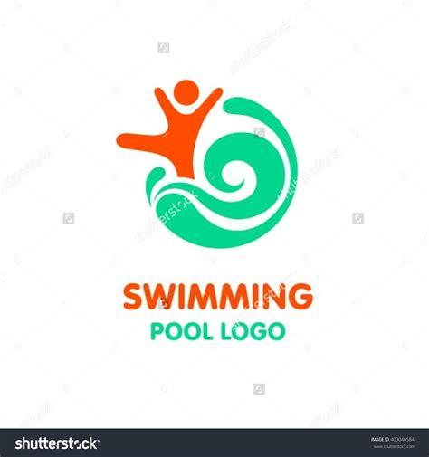 Logo Free Design Swimming Pool Logos Amusing Swimming