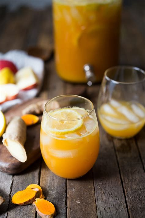 purest form of turmeric turmeric gingerade feasting at home
