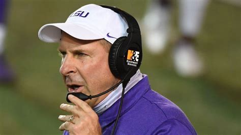LSU Tigers coach Ed Orgeron seeks simplified defense amid ...
