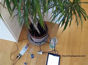 Esp8266 Smart Plant Irrigation System