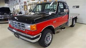 1988 Ford F  Black