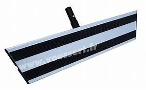 Balai Plat Microfibre : balai frange microfibre trapeze professionnel aluminium ~ Edinachiropracticcenter.com Idées de Décoration