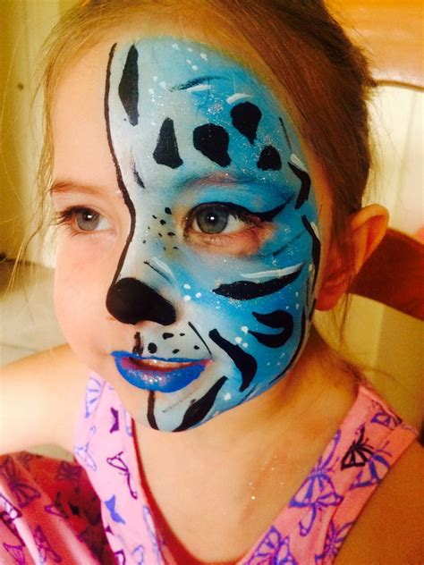 Bunnies Face Painting Entertainers Surrey