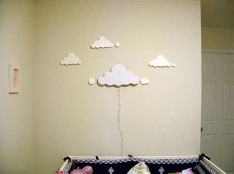 diy cloud wall light for a nursery room kidsomania