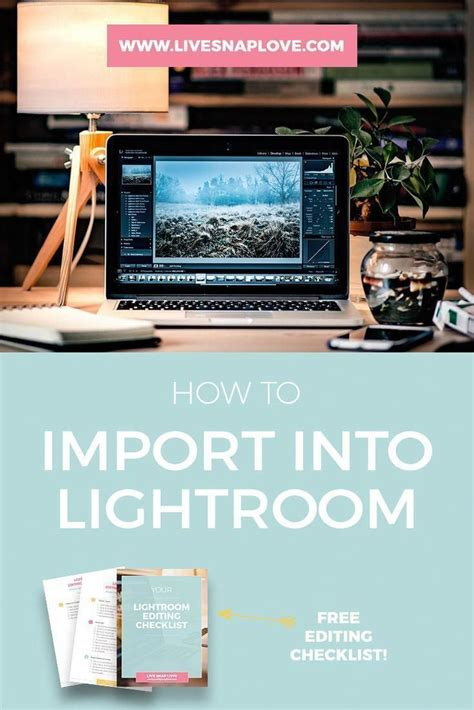 But lightroom is a powerful piece of software when it comes to editing digital photos. How to Import Your Images Into Lightroom — Live Snap Love ...