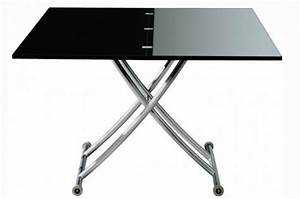 Table Basse Relevable Pas Cher : table rabattable cuisine paris table basse pliante pas cher ~ Teatrodelosmanantiales.com Idées de Décoration