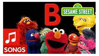 Sesame Street The Alphabet Game To Pin Sesame Street