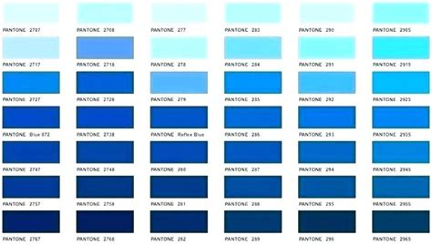 shades of blue color chart shades blue paint chart major homes alternative