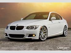 BMW E92 VELGEN WHEELS VMB5 MATTE SILVER 20X9 & 20X10