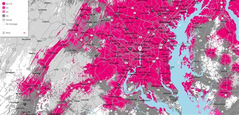 T-Mobile Decides To Base New Coverage Map On Real Data ...