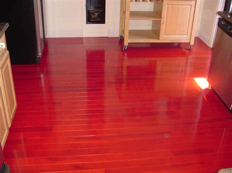 Cherry Hardwood Floor Restore, Long Island Ny Advanced