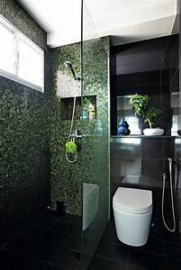 9 bathroom designs that use dark colours Home & Decor