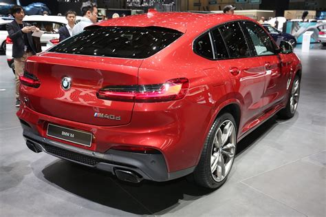 New Bmw X4 by Generation X Bmw X4 M40i Coming To New York Show