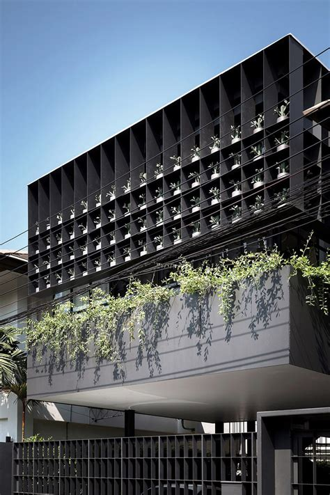 Flower Cage House by Flower Cage House Bangkok Thailand The Cool