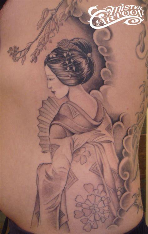 FantÁstico Mundo Da Pri  Geisha Tattoo  Tatuagem Geisha