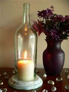 wine glass candle holder diy the original beer bottle With kitchen colors with white cabinets with wine glass snow globe candle holder