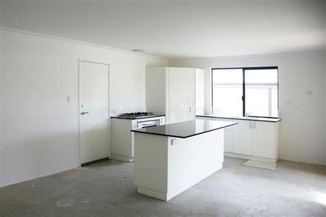 Empty Kitchen Stock Images   Image: 15449504