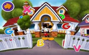 Disney Mickey Mouse Toddler Games
