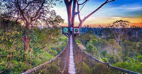 tempat wisata alam keren  kalimantan timur