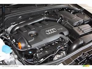 2013 Audi A3 2 0 Tfsi 2 0 Liter Fsi Turbocharged Dohc 16
