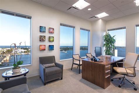 corner office executive corner office with exterior island views Executive