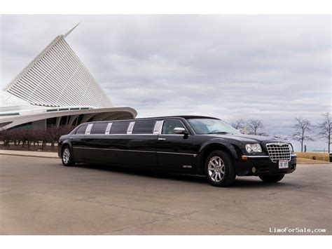 Chrysler Milwaukee by Used 2005 Chrysler 300 Truck Stretch Limo Westwind