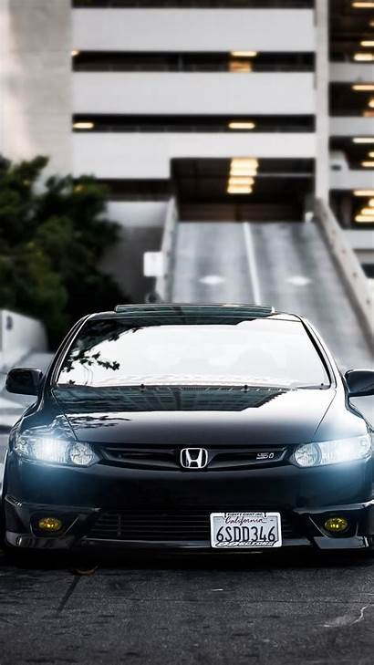 Civic Honda Si Iphone Wallpapers Jdm Background
