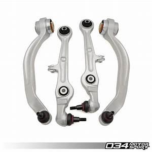 Density Line Lower Control Arm Kit  B6  B7 Audi A4  S4  Rs4