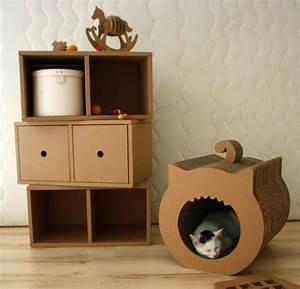fabriquer meuble de rangement maison design bahbecom With fabriquer meuble de rangement