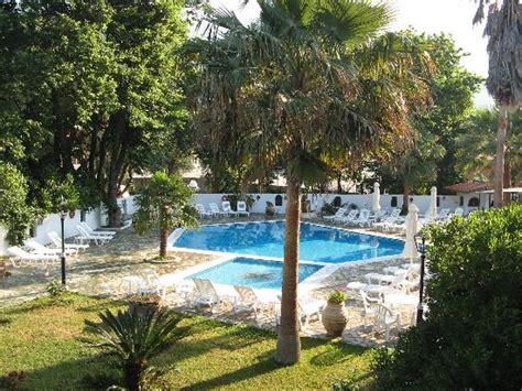 swimming pool surroundings swimming pool and surroundings picture of alfa hotel parga tripadvisor