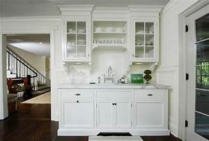 Butler's Pantry Ideas- Transitional - kitchen - Muse Interiors