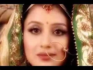 jodha akbar serial actress paridhi sharma - YouTube