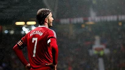 Beckham David Manchester United Legends Unicef Ronaldinho