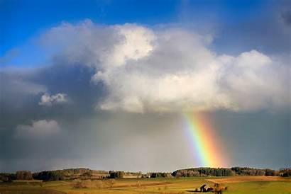 Weather Rainbow Almanac Canada