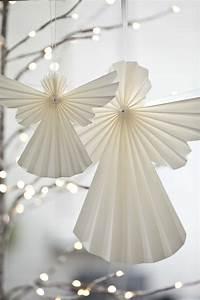 Engel Selber Basteln : weihnachtsdeko selber basteln aus papier mit anleitung ~ Lizthompson.info Haus und Dekorationen
