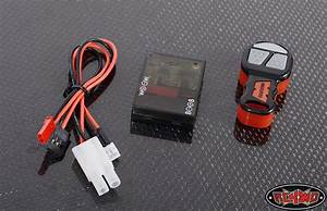 Rc4wd Warn 1  10 Wireless Remote  Receiver Winch Controller Set