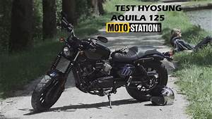 Hyosung Aquila 125 : test hyosung aquila 125 surprenant bobber youtube ~ Medecine-chirurgie-esthetiques.com Avis de Voitures