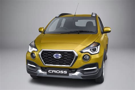 New Datsun by Datsun Cross Unveiled As The Brand S Crossover